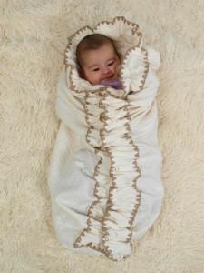 mantita, arrullo bebe
