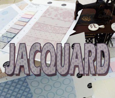 TEJIDOS DE JACQUARD